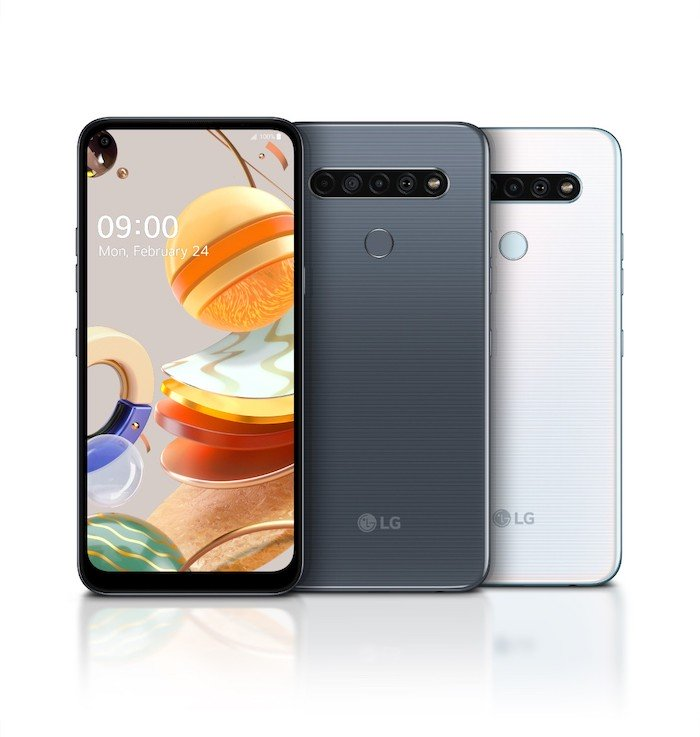 LG K Series smartphones