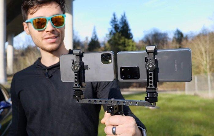 Samsung Galaxy S20 Ultra camera vs iPhone 11 Pro Max camera