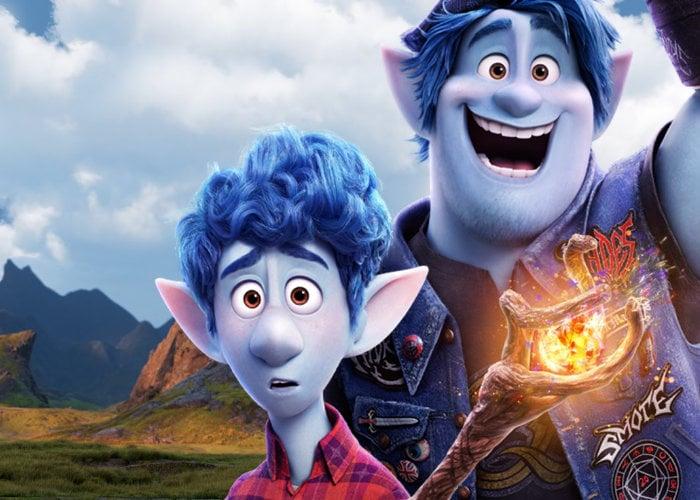 Disney Onward movie