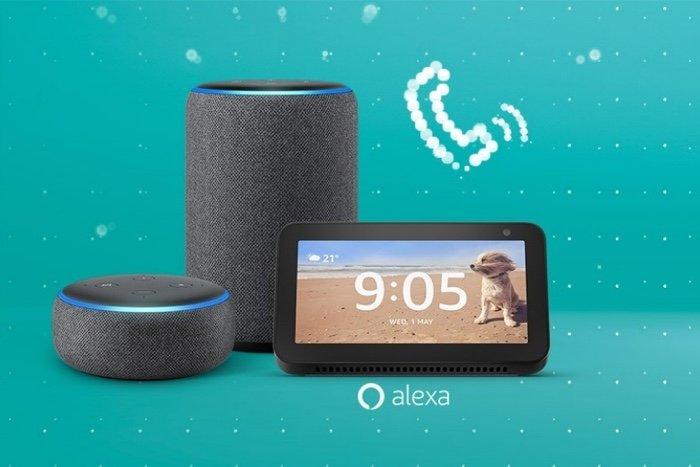 EE Amazon Alexa