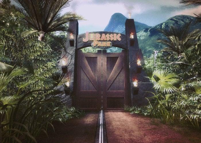 Half-Life Jurassic Park 2 mod