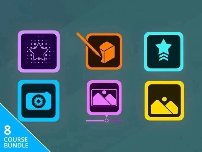 All-in-One Adobe Creative Cloud Suite Certification Course Bundle